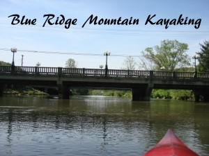Blue Ridge Mountain Kayaking, Ga