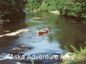Aska Adventure Area, Blue Ridge, GA