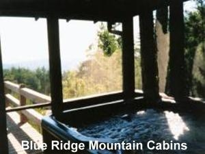 Blue Ridge Mountain Cabins, rental vacation cabins