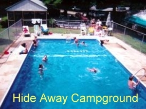 Hide Away Campground, NC